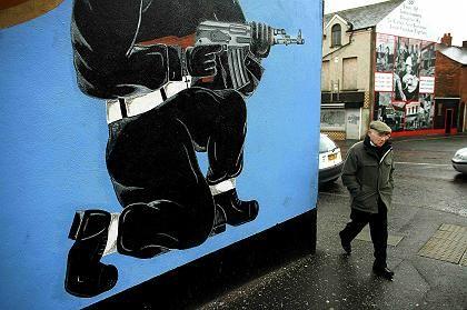 Erbe: Trotz der IRA-Vergangenheit gehört Belfast zu den Städten der Welt, deren Mieten am schnellsten wachsen