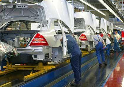 """Mercedes-Produktion in Sindelfingen: """"Für Schäden haften die Verantwortlichen"""""""