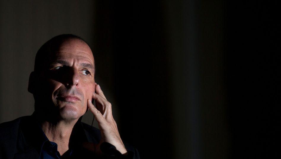 Varoufakis: Unkontrollierter Crash oder Ausweichmanöver?