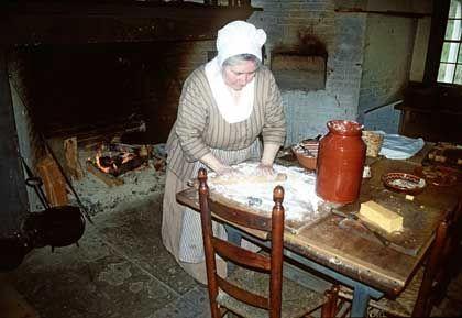 So war New York vor 175 Jahren: Im Freilichtmuseum Historic Richmond Town auf Staten Island wird der Alltag des Jahres 1830 heute wieder lebendig
