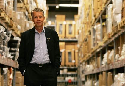 Räumt seinen Posten: Ikea-Chef Dahlvig