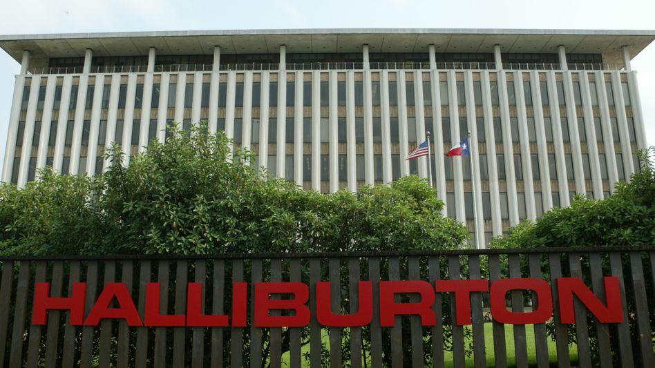Halliburton Hauptquartier: Der Widerstand der Kartellbehörden bei der schon vor drei Jahren angekündigten Übernahme des Konkurrenten Baker Hughes sei zu hoch gewesen