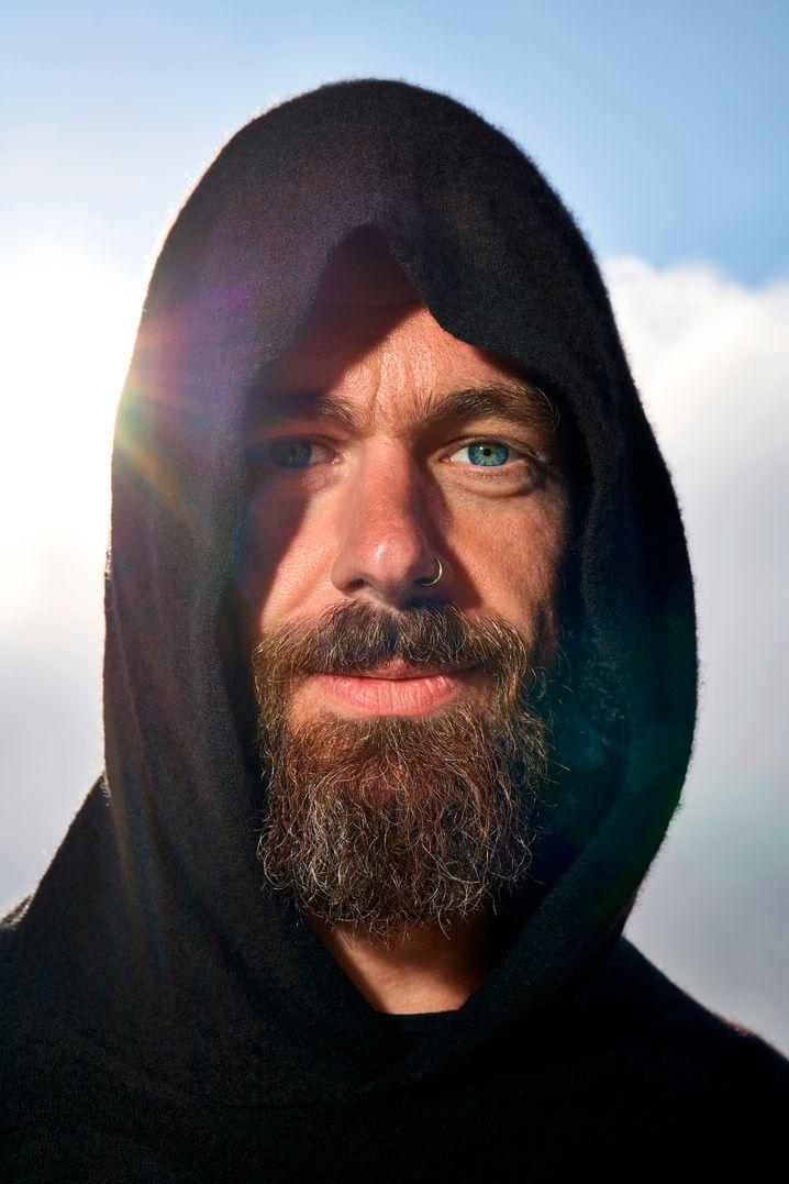Underdog: Der Geschäftssinn von Twitter-Gründer Jack Dorsey ist entflammt