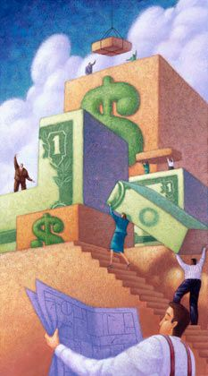Während die Liquidität im Bankensektor gesichert wird, ist die Kreditvergabe an die privaten Haushalte rückläufig