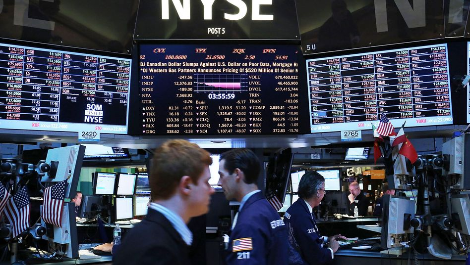 New York Stock Exchange: Fusionspartner gesucht