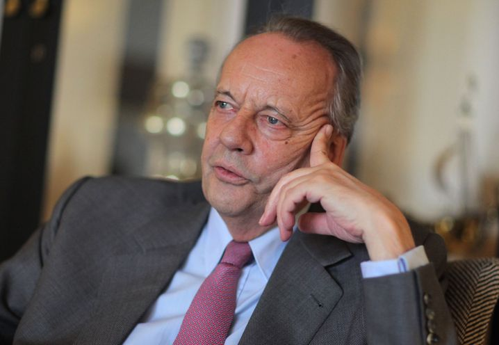 August Oetker hat als Vorsitzender des Beirats klare Vorstellungen für die Zukunft des Familienunternehmens
