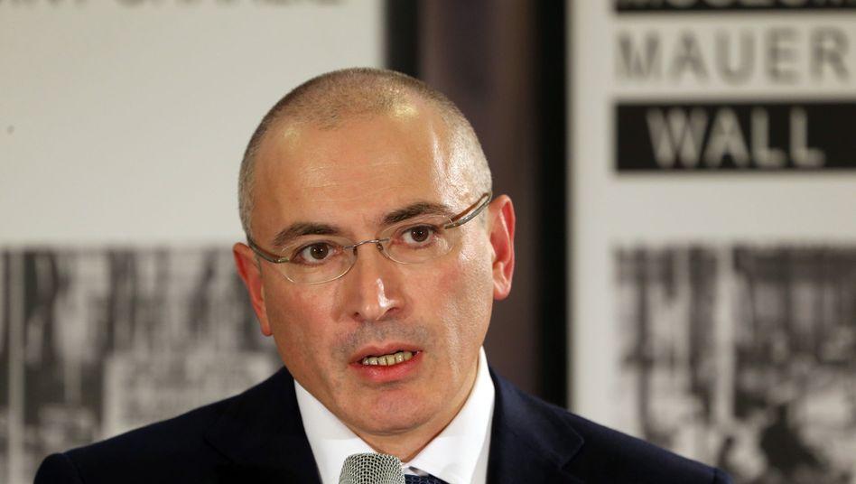 """Michail Chodorkowski (nach seiner Entlassung aus zehnjähriger Haft im Dezember 2013): """"Es ist fantastisch"""""""