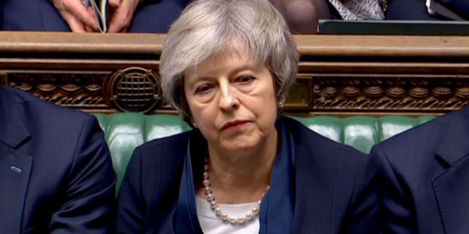 Brexit / Theresa May