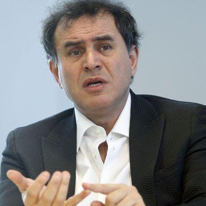 """Nouriel Roubini: """"Das Tückische an Bubbles ist, dass eine überzeugende Story dahintersteht."""""""