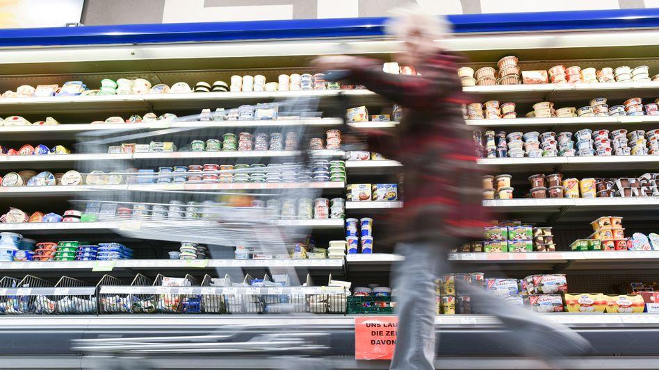 Einkauf effizienter gestalten: deutsche gehen zwar seltener ins Geschäft, geben dafür aber eher mehr aus, als noch vor ein paar Jahren.