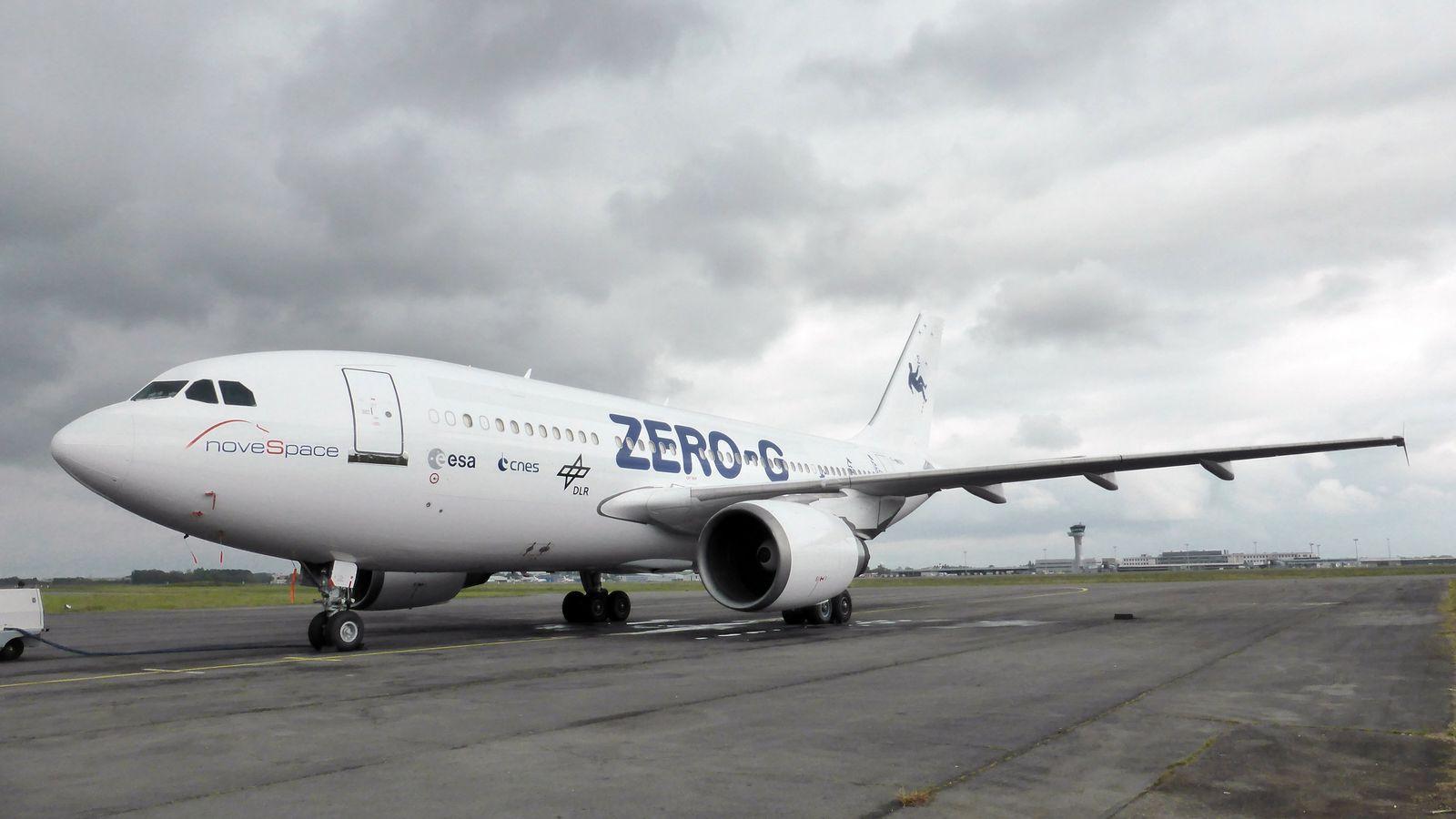 Der neue A 310 ZERO-G