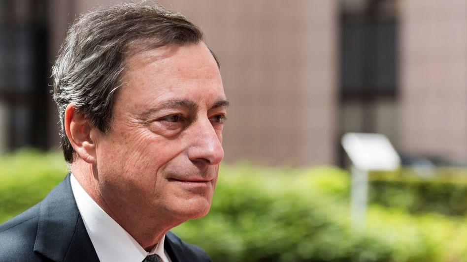 Erfolg zu verbuchen: Mario Draghi führt Europa wieder zusammen - außer vielleicht Griechenland