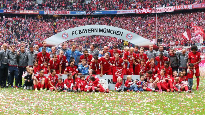 FC Bayern verpasst die Top 10 knapp: Das sind die wertvollsten Sport-Teams der Welt
