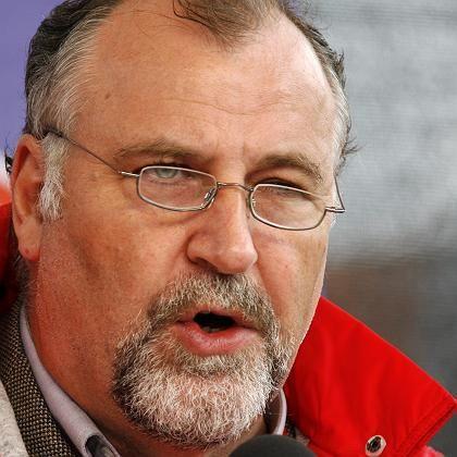 Greift die SPD scharf an: IG-Bau-Chef Klaus Wiesehügel