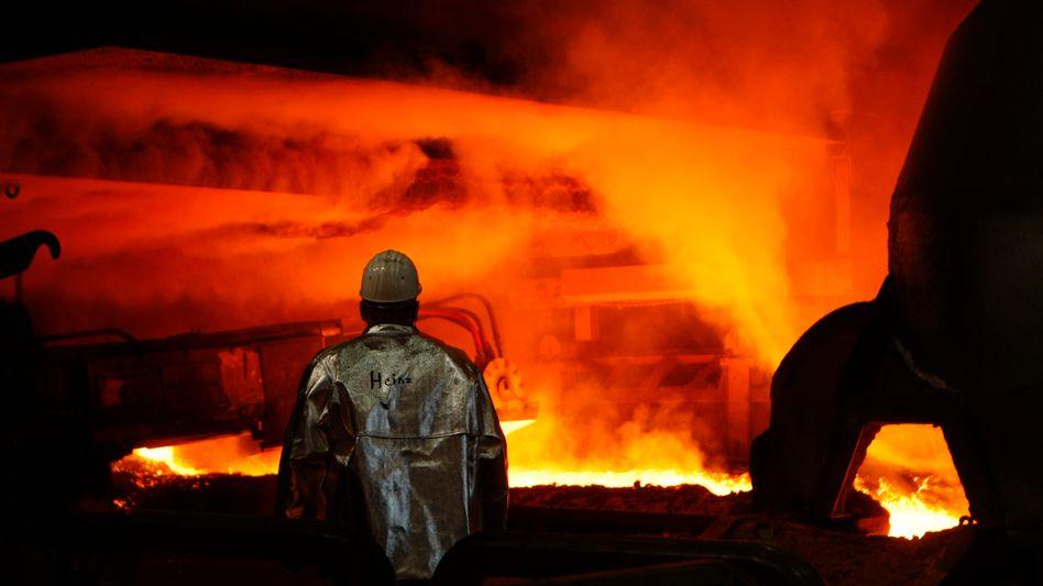 Neuer Stahlgigant: Gemeinsam dem wachsenden Stahlhunger begegnen