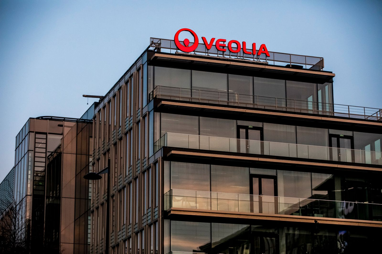 Veolia Unveils Its New Headquaters