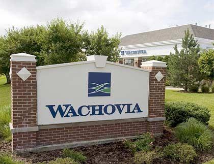 Ist offenbar unter der Haube: Die strudelnde Bank Wachovia kann von Wells Fargo übernommen werden