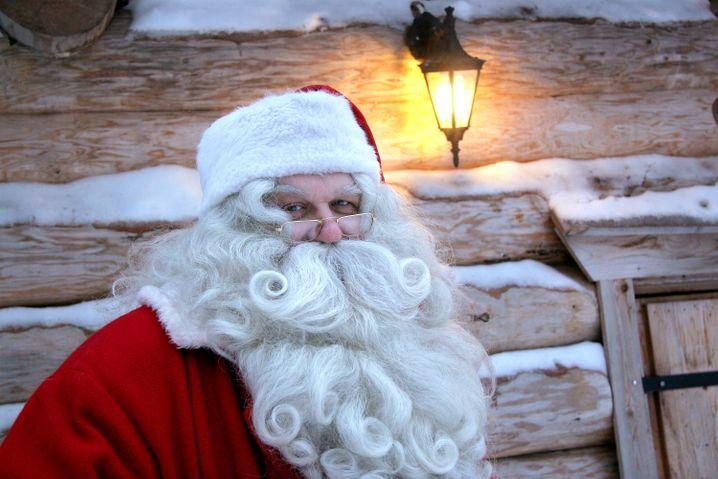 Traditionell: Zum Weihnachtsmann nach Finnland
