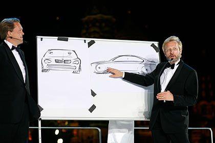 Zieht sich zurück: BMW-Designchef Bangle