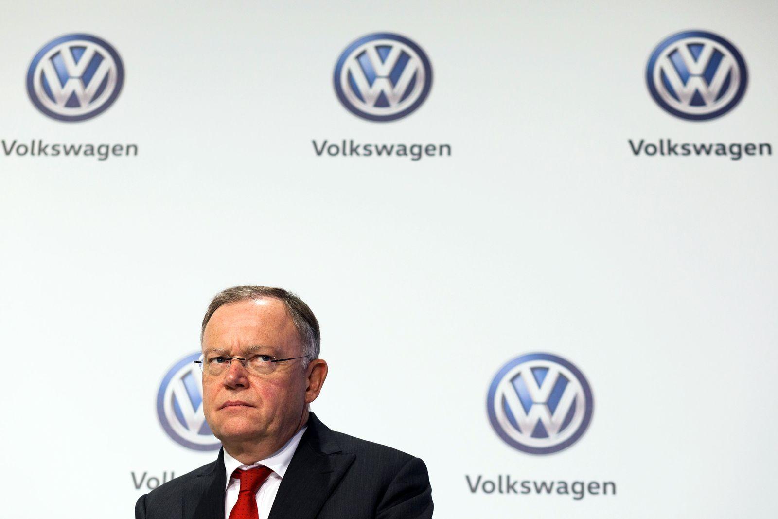 Volkswagen - Stephan Weil