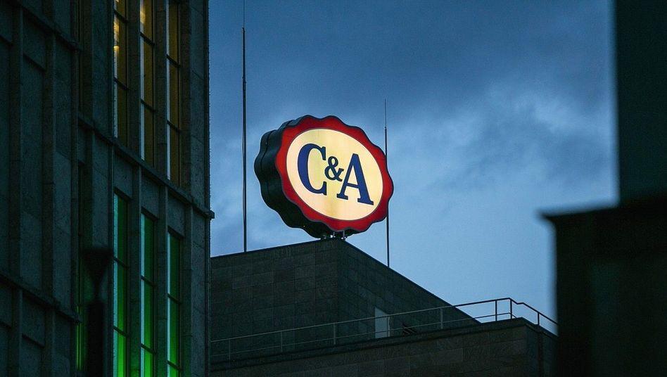 Licht aus: C&A bereitet eine Schließungswelle vor