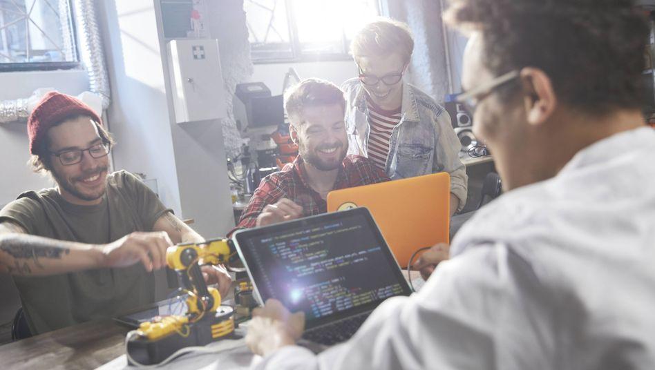 Mangel an IT-Experten: Es ist enorm schwierig, Entwickler aus Nicht-EU-Ländern nach Deutschland zu holen