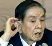 Räumt seinen Posten: Masaru Hayami