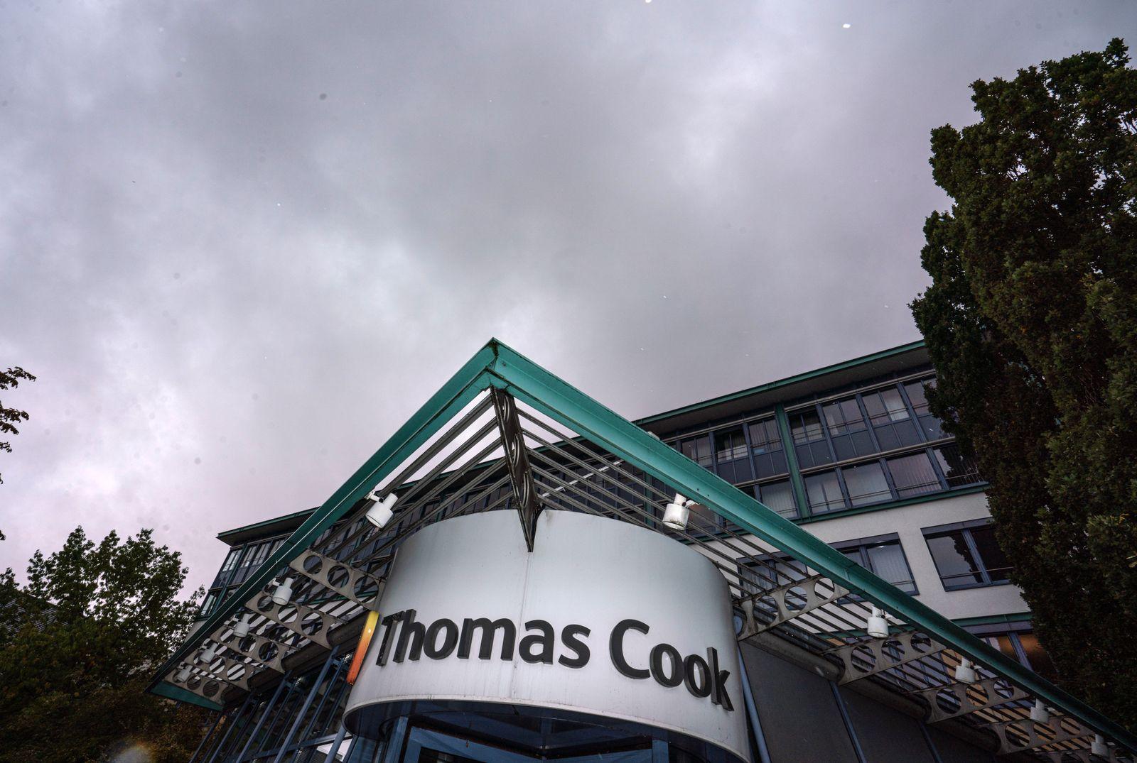 Deutsche Thomas Cook Zentrale Hessen