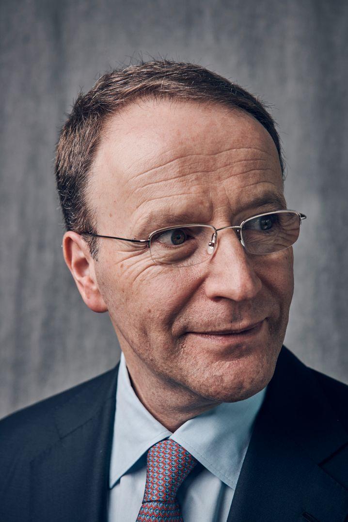 CEO-Karrieren haben ein anderes Chance-Risiko-Profil: Mark Schneider.
