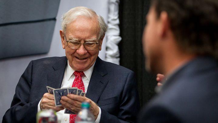 Reichsten-Ranking: Raten Sie mal, wer plötzlich zweitreichster Mann der Welt ist