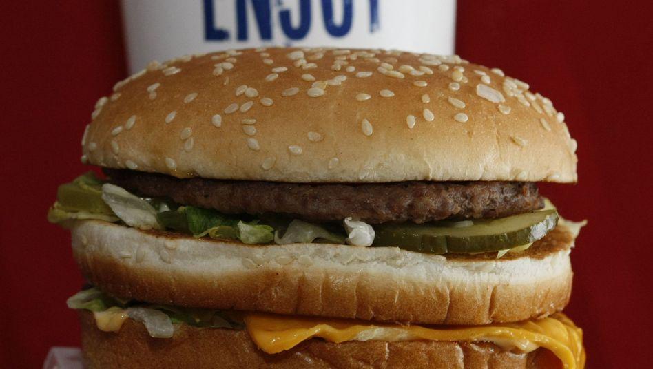 Big Mac von McDonald's