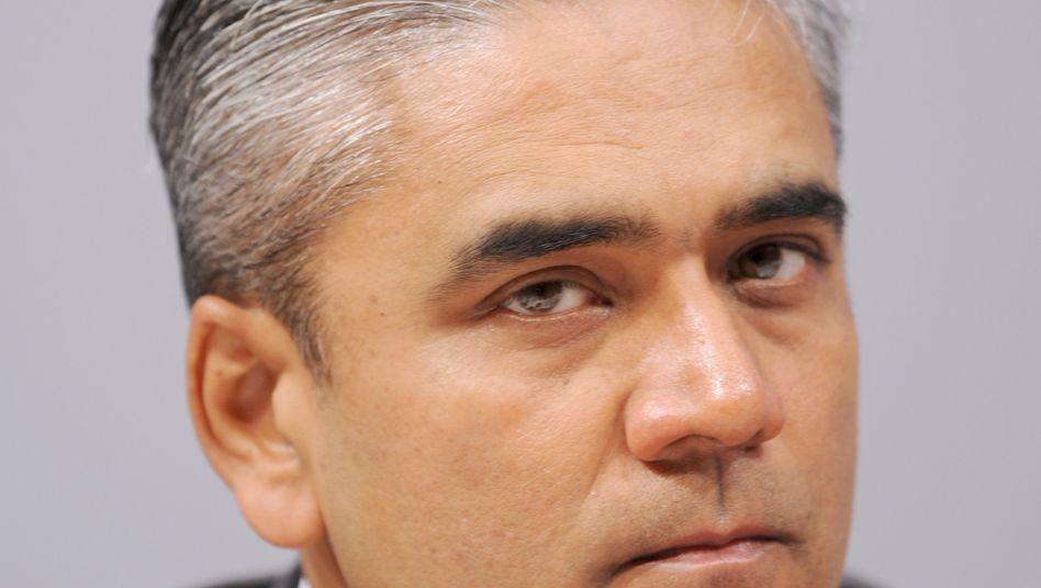 Der gebürtige Inder Anshu Jain wird nun doch noch Chef der Deutschen Bank - im Doppelpack mit Deutschland-Chef Jürgen Flitschen
