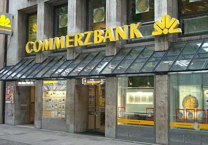 Commerzbank-Filiale: Abschied aus Frankreich