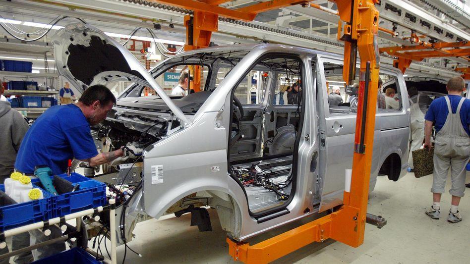 Volkswagen Nutzfahrzeuge in Hannover: Bald mit neuen Führungskräften
