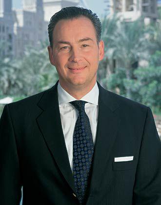 Heinrich Morio: Der Geschäftsführer des Burj Al Arab ist stets auf der Suche nach Perfektion