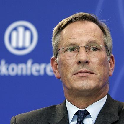 Geringere Prämie: Allianz-Chef Diekmann muss sich mit 3,8 Millionen Euro begnügen