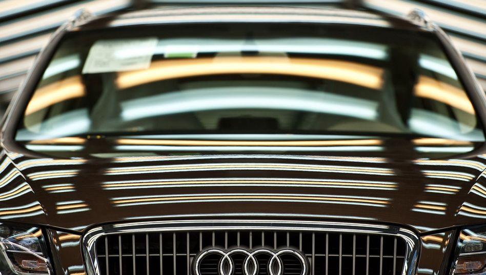 Der Glanz ist weg: Audi ist tief im Abgasskandal verstrickt, jetzt zieht der Mutterkonzern Volkswagen Konsequenzen