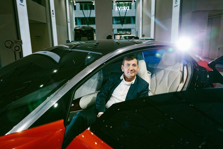 Will mehr Frauen in Führung: VW-Personalvorstand Gunnar Kilian