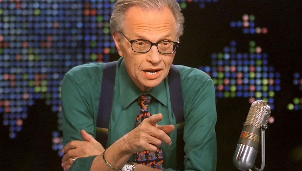 Fernsehstar: CNN-Ikone Larry King geht