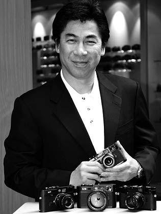 Klagt: Ex-Leica-Chef Lee