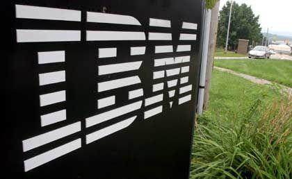 Computerkonzern IBM: Datenbankgeschäft konnte 2004 erhebliche Umsatzzuwächse verzeichnen