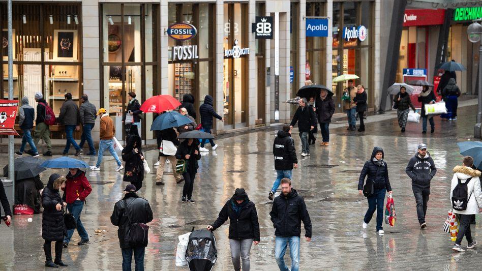 Fußgängerzone in Hannover: Preise steigen spürbar