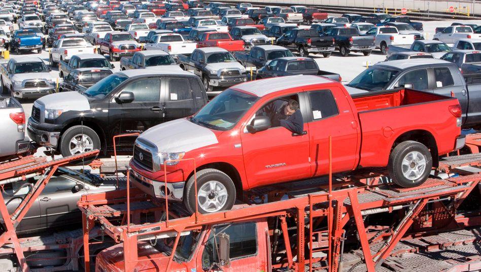 Neuwagen in den USA: Auch Toyota musste sich in den USA Abgasschummelei vorwerfen lassen