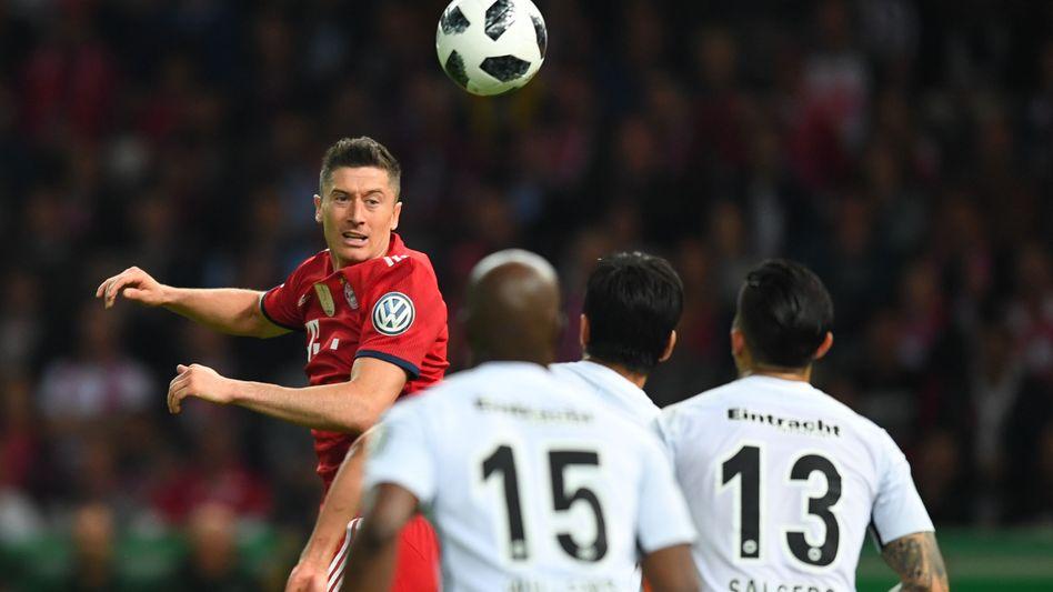 Robert Lewandowski: Auch der FC Bayern blieb weit hinter den eigenen Erwartungen