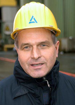 Dreht er den Spieß um?Werner Marnette, Chef der Norddeutschen Affinerie, hält sich alle Optionen offen, um die Übernahme der belgischen Kupferhütte Cumerio durchzusetzen