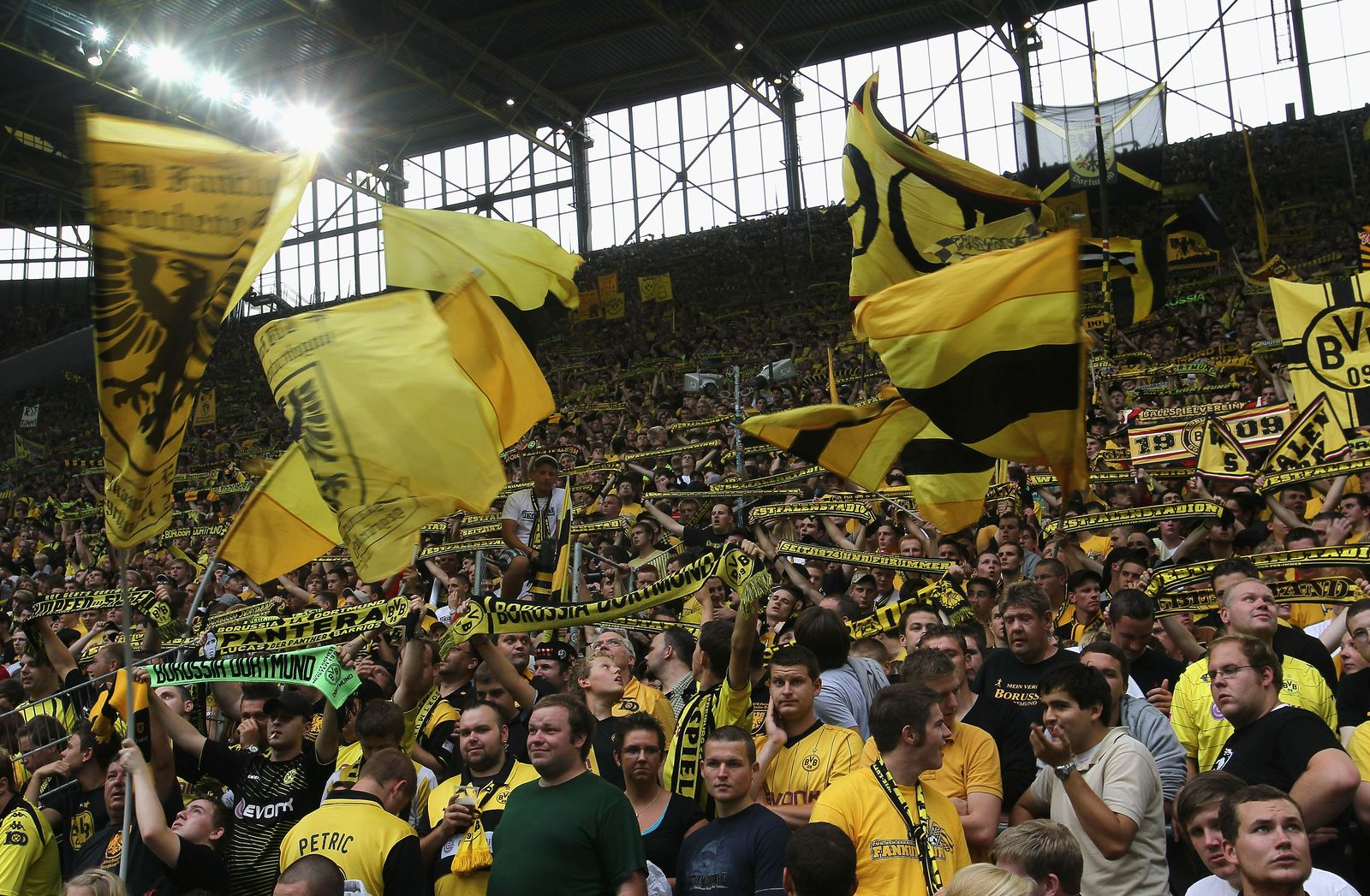 Fans / Borussia Dortmund