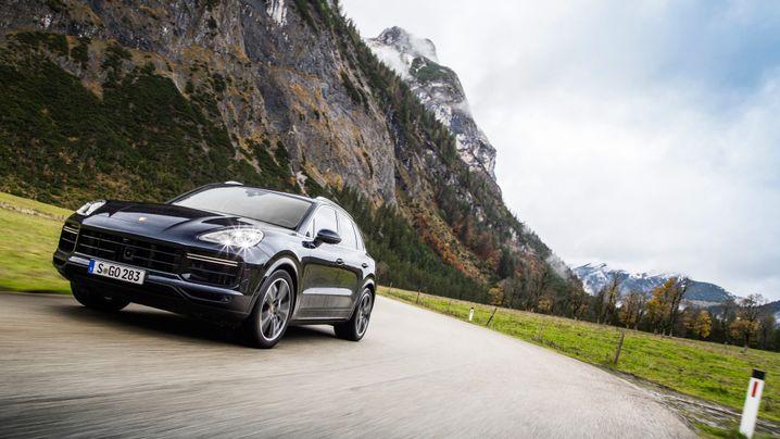 Porsche Cayenne Turbo: So fährt sich die dritte Generation