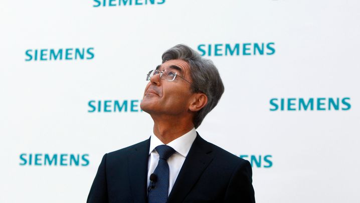 Siemens: Wie Kaesers Netzwerk funktioniert