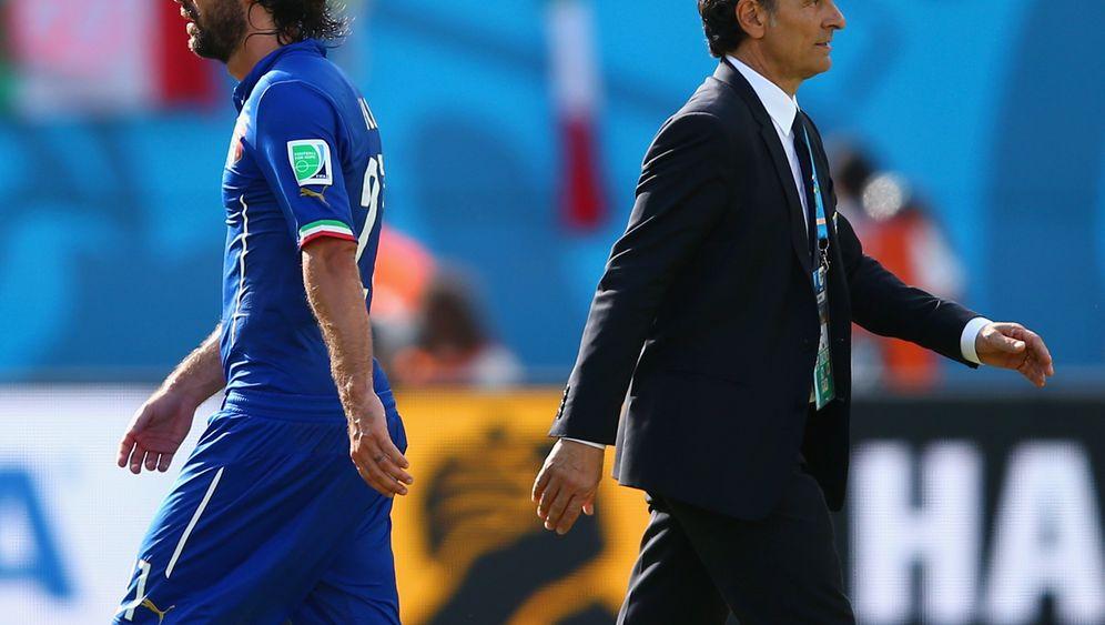 WM 2014: Italien nach dem Aus