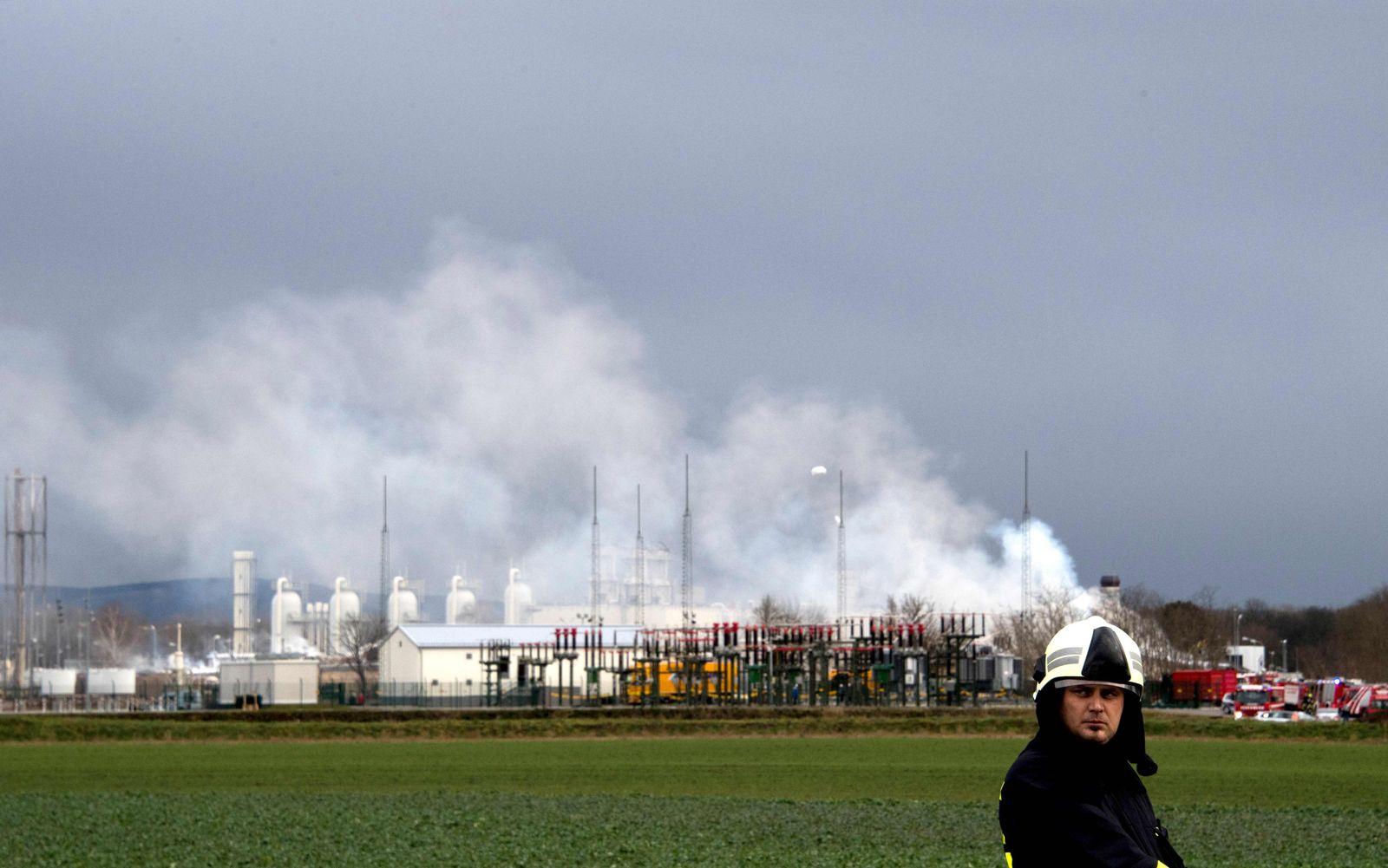 Gas-Explosion Österreich